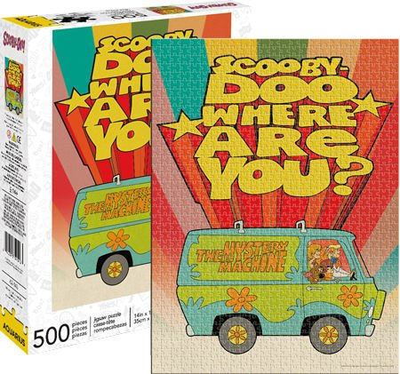scooby doo where are you box